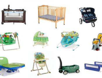 Baby Equipment Rental and Delivery