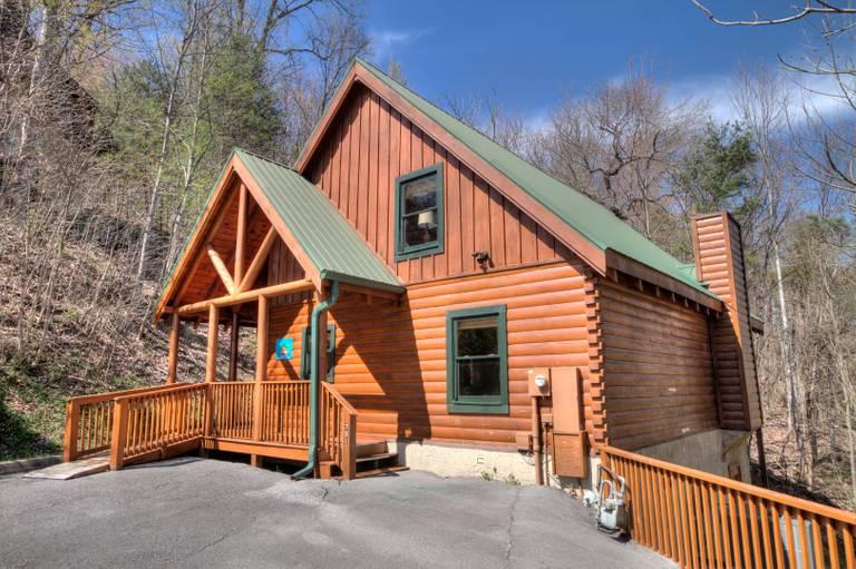 sevierville cabin rentals, pigeon forge cabin rentals, wears valley cabin rentals